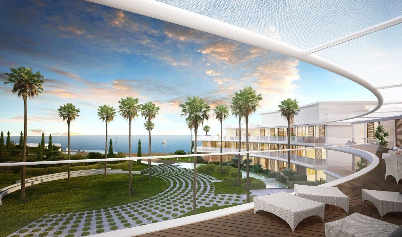 Boutique Frontline Beach Residences