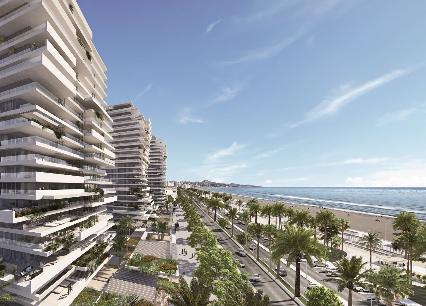 Luxury Property Project in Malaga