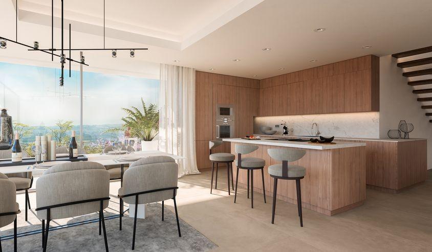 Golf Resort Iconic Luxury Apartments in Lexington Realty