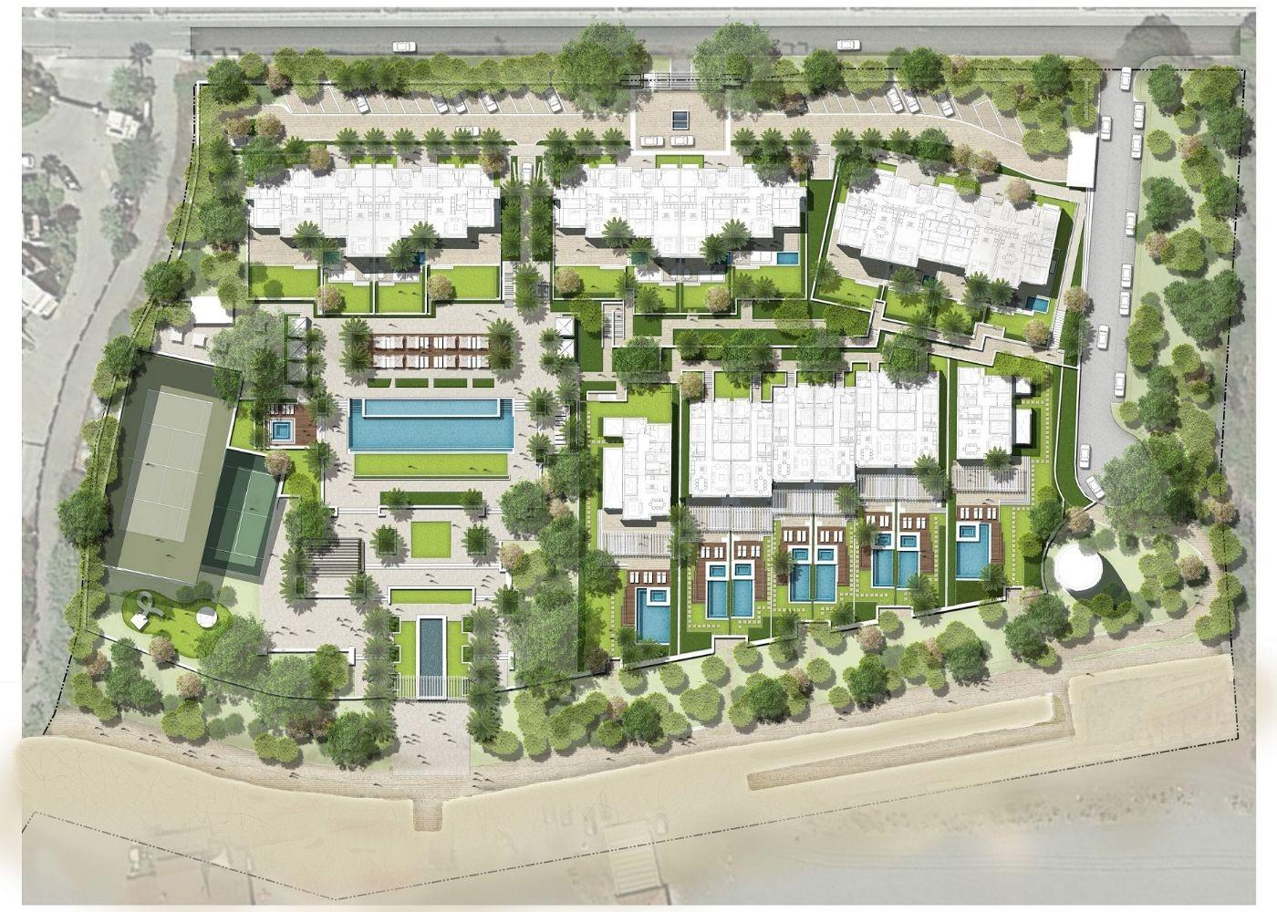 Prime Beachfront Opportunity in New Golden Mile in Lexington Realty